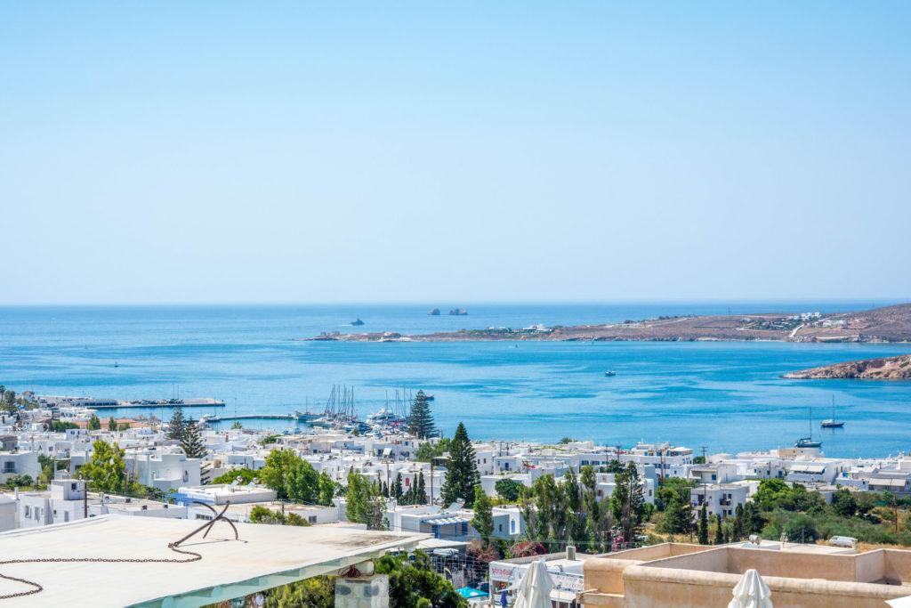 Sea View Hotel Paros