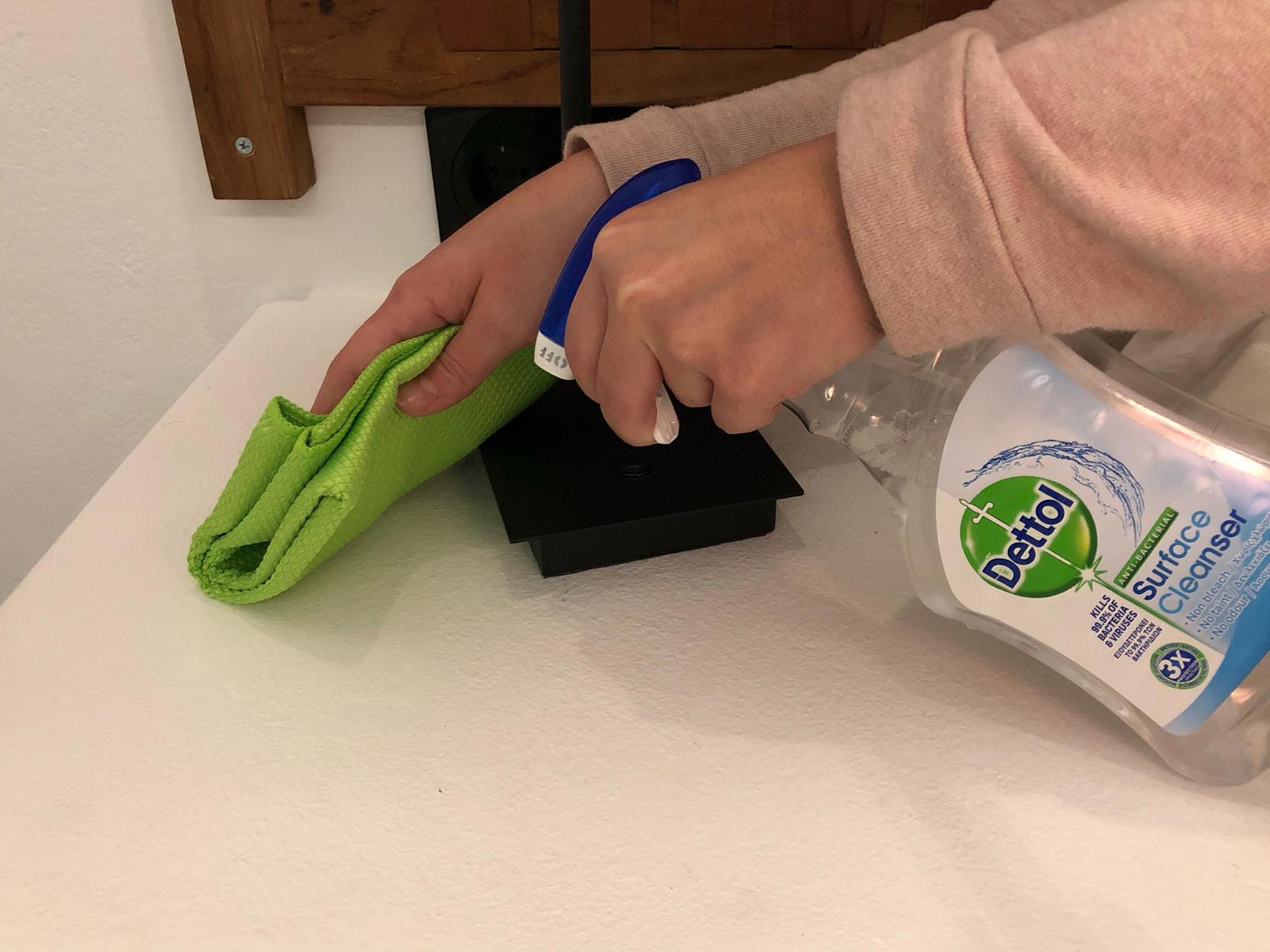Hygiene in Paros Hotels